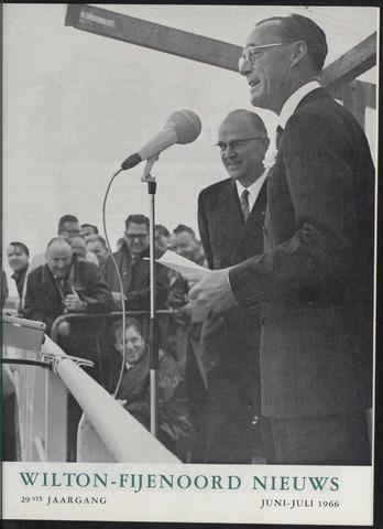 Wilton Fijenoord Nieuws 1966-06-01