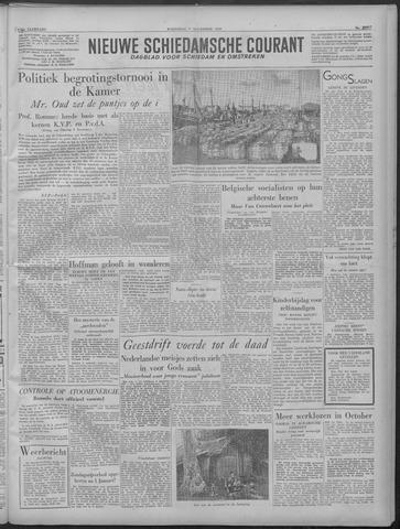 Nieuwe Schiedamsche Courant 1949-11-09