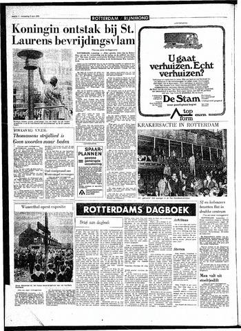 Rotterdamsch Parool / De Schiedammer 1970-05-06