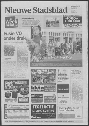 Het Nieuwe Stadsblad 2011-06-08