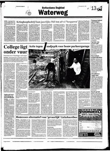 Rotterdamsch Nieuwsblad / Schiedamsche Courant / Rotterdams Dagblad / Waterweg / Algemeen Dagblad 1998-07-16