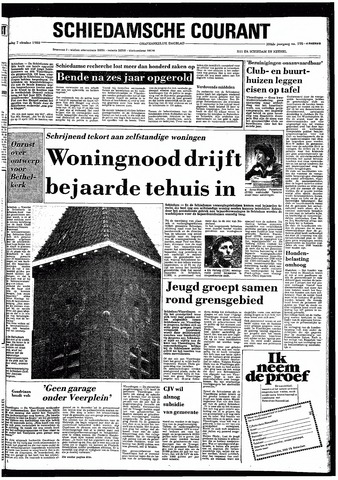 Rotterdamsch Nieuwsblad / Schiedamsche Courant / Rotterdams Dagblad / Waterweg / Algemeen Dagblad 1980-10-07