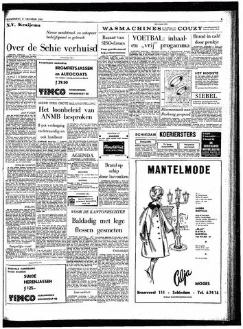 Rotterdamsch Parool / De Schiedammer 1963-10-17