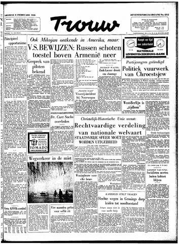 Trouw / De Rotterdammer 1959-02-06