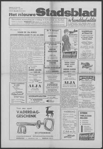 Het Nieuwe Stadsblad 1961-06-16