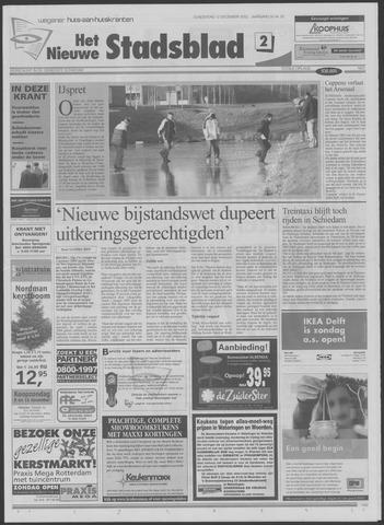 Het Nieuwe Stadsblad 2002-12-12