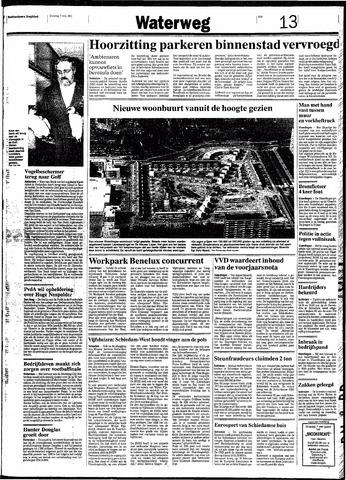 Rotterdamsch Nieuwsblad / Schiedamsche Courant / Rotterdams Dagblad / Waterweg / Algemeen Dagblad 1991-05-07
