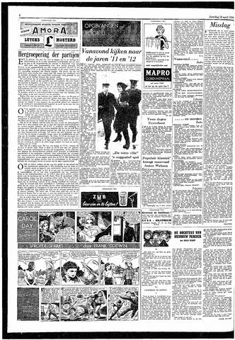 Rotterdamsch Parool / De Schiedammer 1959-04-18