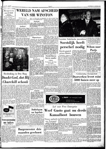 Trouw / De Rotterdammer 1965-01-30