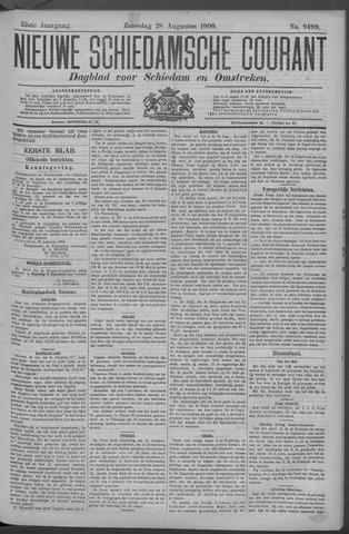 Nieuwe Schiedamsche Courant 1909-08-28
