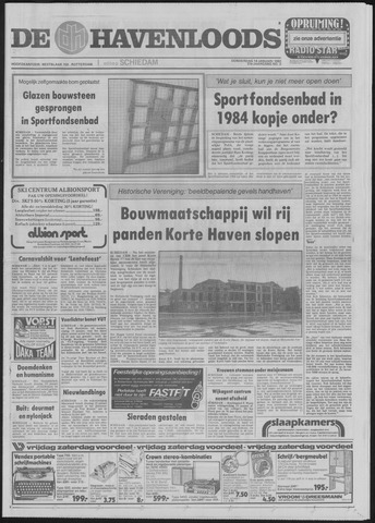 De Havenloods 1982-01-14