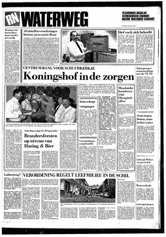 Rotterdamsch Nieuwsblad / Schiedamsche Courant / Rotterdams Dagblad / Waterweg / Algemeen Dagblad 1985-07-23