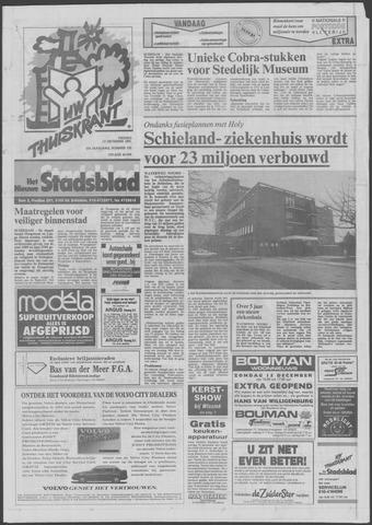 Het Nieuwe Stadsblad 1991-12-13