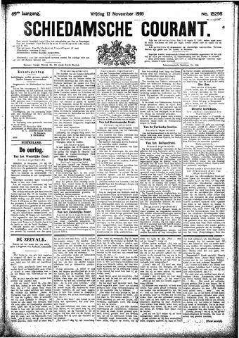 Schiedamsche Courant 1916-11-17