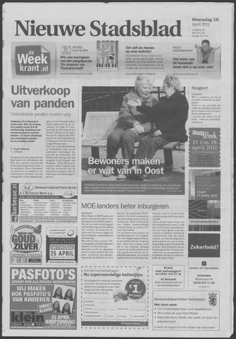 Het Nieuwe Stadsblad 2012-04-18