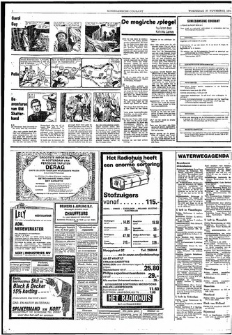Rotterdamsch Nieuwsblad / Schiedamsche Courant / Rotterdams Dagblad / Waterweg / Algemeen Dagblad 1974-11-27