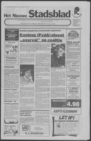 Het Nieuwe Stadsblad 1981-03-18