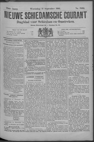Nieuwe Schiedamsche Courant 1901-09-11