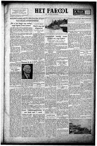 Rotterdamsch Parool / De Schiedammer 1947-03-03