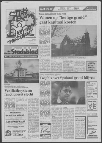 Het Nieuwe Stadsblad 1988-12-16