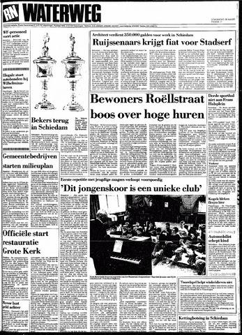 Rotterdamsch Nieuwsblad / Schiedamsche Courant / Rotterdams Dagblad / Waterweg / Algemeen Dagblad 1991-03-28
