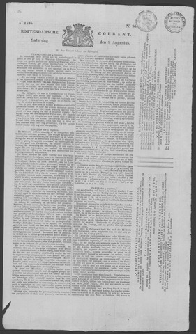 Rotterdamse Courant 1835-08-08