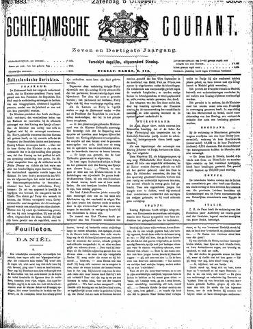 Schiedamsche Courant 1883-10-06