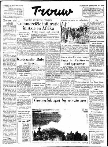Trouw / De Rotterdammer 1955-12-30