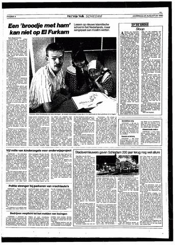 Het Vrije volk 1990-08-25