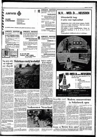 Trouw / De Rotterdammer 1969-06-06