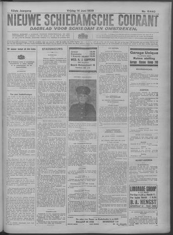 Nieuwe Schiedamsche Courant 1929-06-14