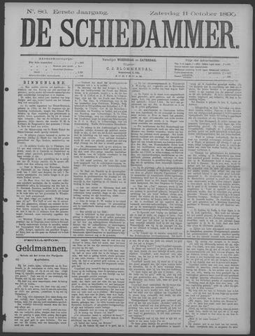 De Schiedammer 1890-10-11