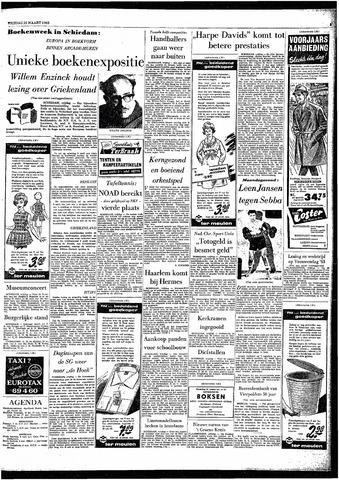 Rotterdamsch Parool / De Schiedammer 1963-03-22