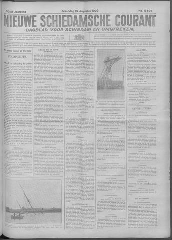Nieuwe Schiedamsche Courant 1929-08-19