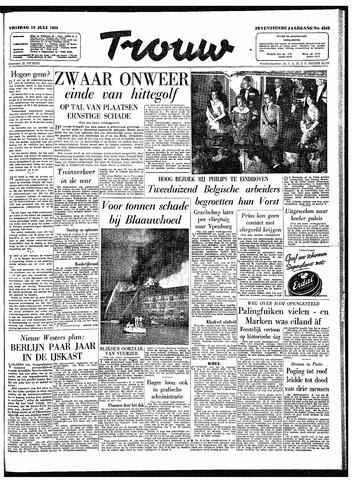 Trouw / De Rotterdammer 1959-07-10