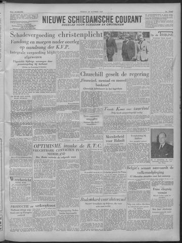 Nieuwe Schiedamsche Courant 1949-10-28