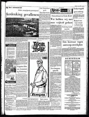 Rotterdamsch Parool / De Schiedammer 1964-05-05