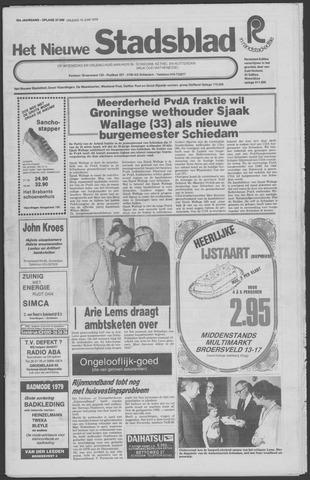 Het Nieuwe Stadsblad 1979-06-15