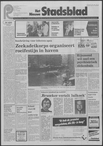 Het Nieuwe Stadsblad 1982-06-25