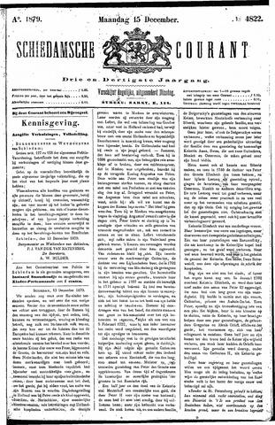 Schiedamsche Courant 1879-12-15