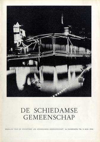 Schiedamse Gemeenschap (tijdschrift) 1952-08-01