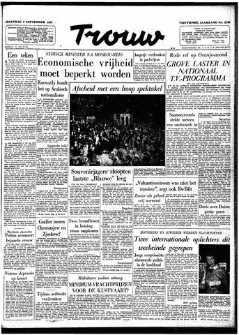 Trouw / De Rotterdammer 1957-09-02