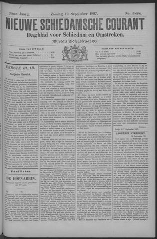 Nieuwe Schiedamsche Courant 1897-09-19