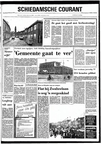 Rotterdamsch Nieuwsblad / Schiedamsche Courant / Rotterdams Dagblad / Waterweg / Algemeen Dagblad 1979-02-14