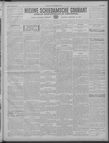Nieuwe Schiedamsche Courant 1933-10-10