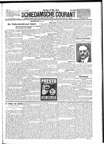 Schiedamsche Courant 1935-05-21