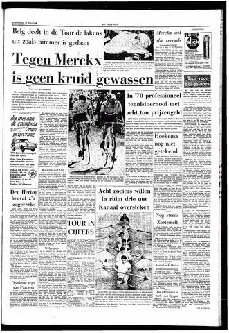 Het Vrije volk 1969-07-10