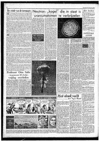 Rotterdamsch Parool / De Schiedammer 1957-08-31