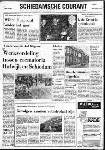 Rotterdamsch Nieuwsblad / Schiedamsche Courant / Rotterdams Dagblad / Waterweg / Algemeen Dagblad 1974-05-03