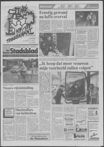 Het Nieuwe Stadsblad 1990-02-14
